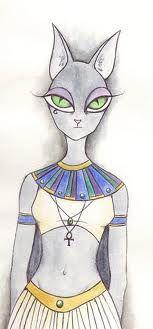 Bastet Egyptian Goddess of Cats