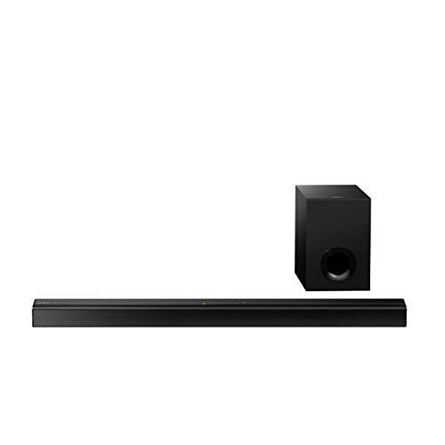 Sony HT-CT80 2.1 Channel Sound Bar with Virtual Sound System (80 W, Bluetooth and NFC)