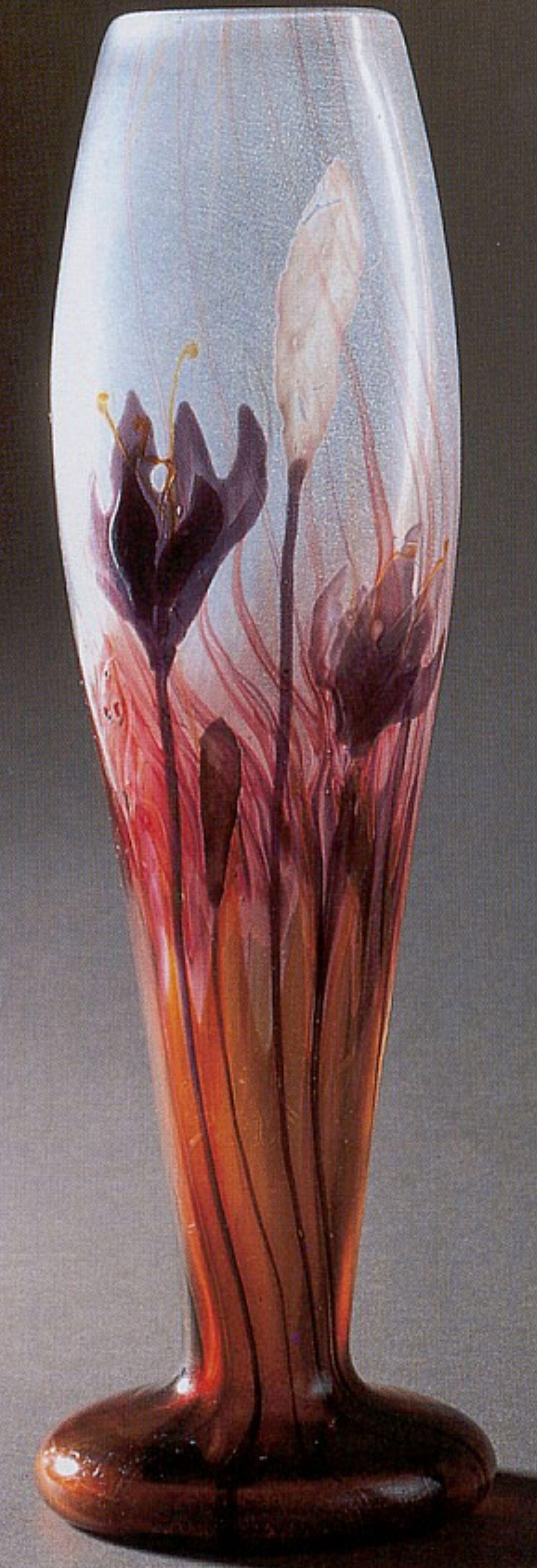Vase Galle Art Nouveau Lalique Art