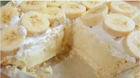 How To Make Old Fashioned Banana Cream Pie #bananapie