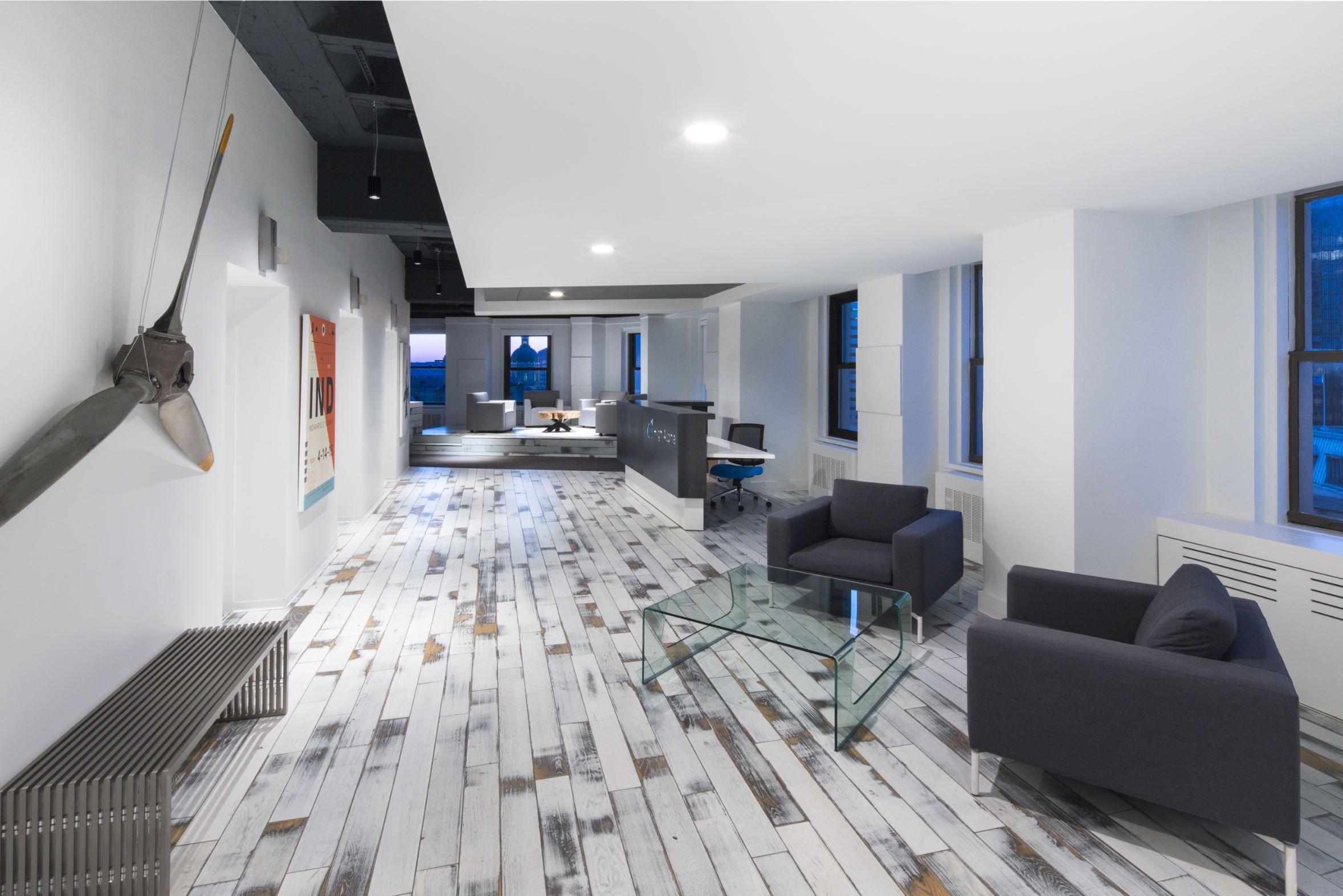 High Alpha dreams big | Commercial interior design ...