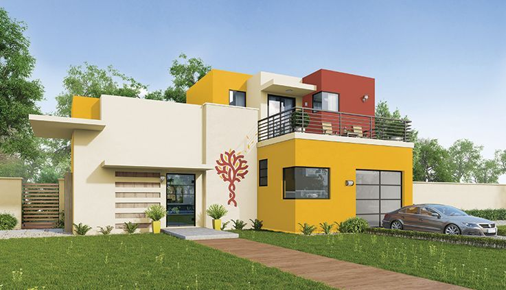 Get Range Of Wall Art Exterior Home Earthy Designs Asian Paints Exterior House Paint Color Combinations House Exterior House Designs Exterior