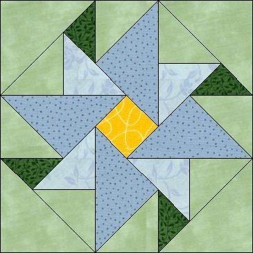 Patchwork blokk minták