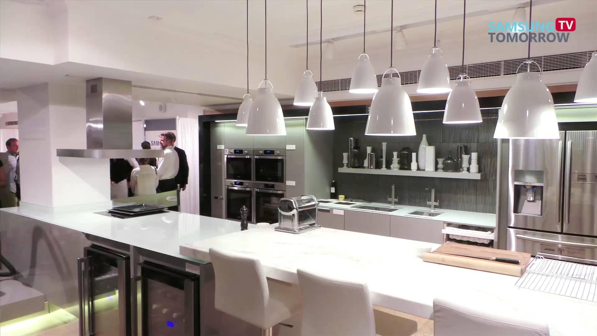 Samsung Home Innovation by Kelly Hoppen Interiors @ Harrods ...