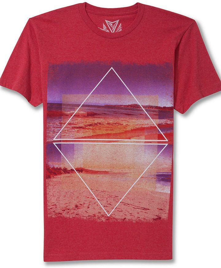 Univibe Shirt, Short-Sleeve Beach Day Graphic T-Shirt on shopstyle.com