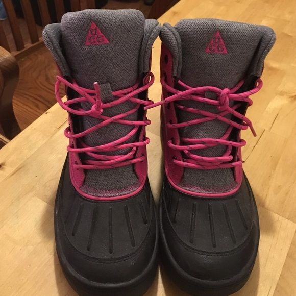 Nike acg boots, Boots, Womens boots