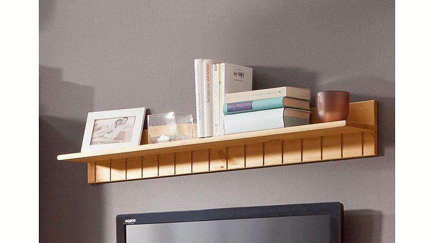 Home affaire Wandregal »Poehl«, 100 cm breit Jetzt bestellen unter - regale für wohnzimmer