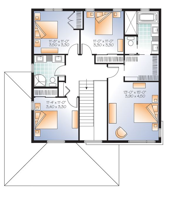 Zen Contemporary W3880 Maison Laprise Prefabricated Homes With Images House Plans