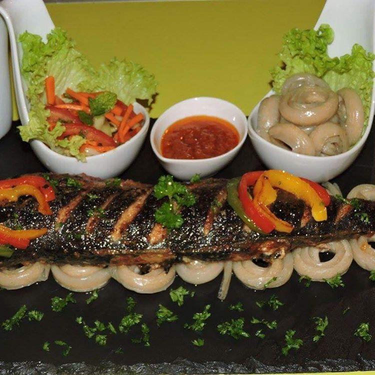 Poisson brais miondo african food and exotic food en 2018 pinterest poissons - Recette de cuisine camerounaise ...