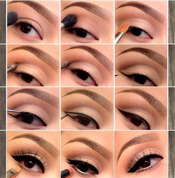 maquillajes paso a paso 2 maquillaje - Como Maquillarse Paso A Paso