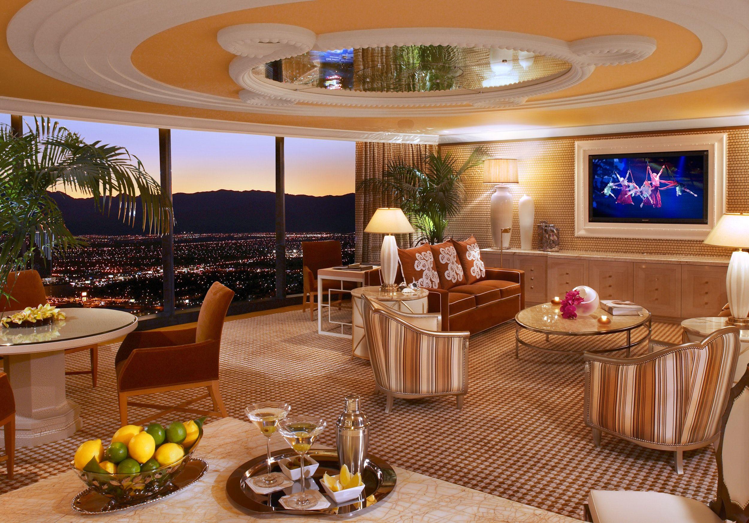 Suites At Encore at Wynn Las Vegas Suiteness — More