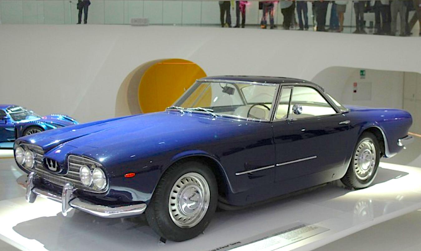 1959 Maserati 5000 GT 'Scia di Persia' (Touring)