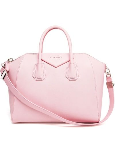 08b5f97038 Givenchy Antigona Grained Leather Tote Bag in Pretty Pink!
