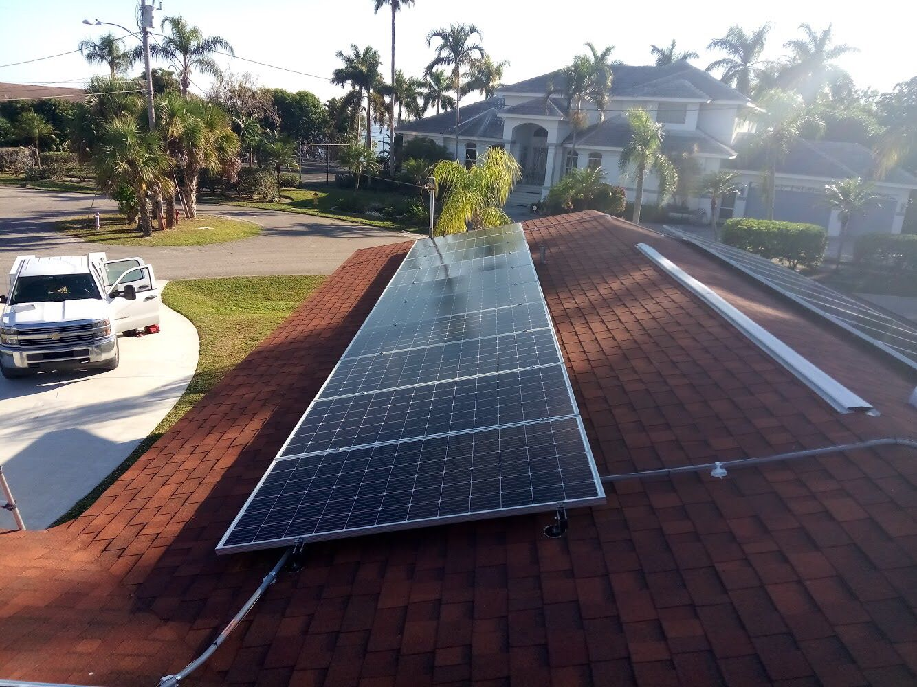 10 2 Kw Residential Solar Photovoltaic System Residential Solar Solar Solar Panels
