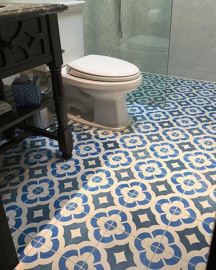 Designer Homeinterior Design: Medina Cement Deco Tile Collection