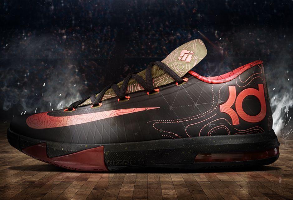 timeless design ca145 98b26 Nike KD 6 Meteorology. Nike.com Cool Nike Shoes, Kd Shoes, Air