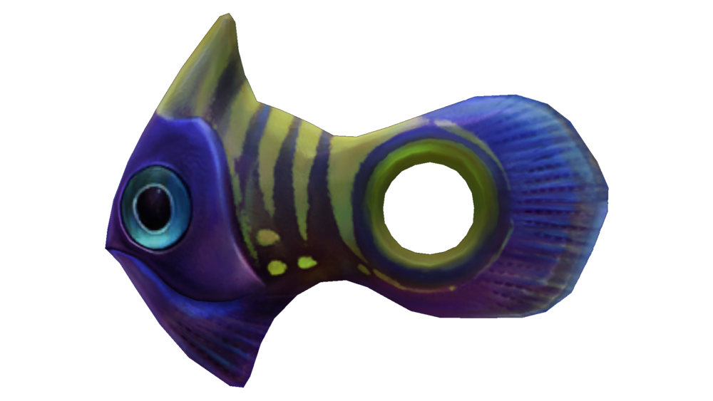 Holefish Subnautica Wiki Fandom Powered By Wikia In 2020 Fauna Sea Dragon Leviathan Herbivores