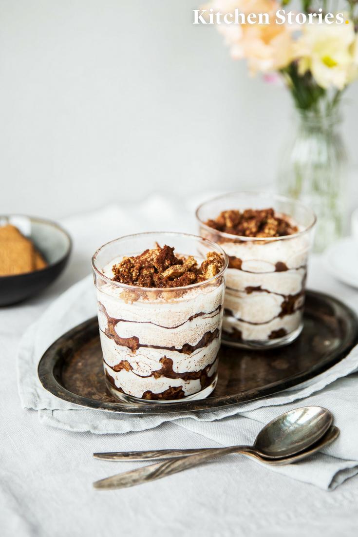 Photo of Erfrischendes Schicht-Dessert im Glas: Rezept | Kitchen Stories
