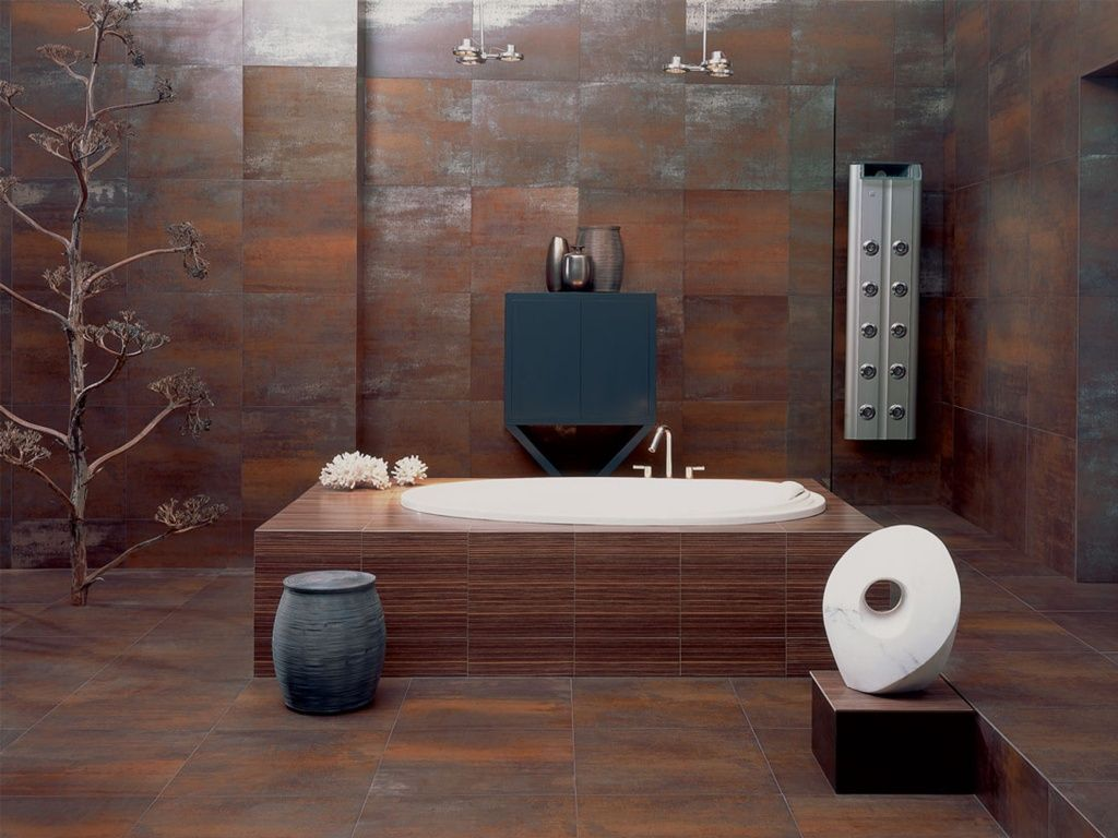 Interceramic oxide glazed rectified porcelain tile adds interceramic oxide glazed rectified porcelain tile adds contemporary style to any wall or floor from dailygadgetfo Images