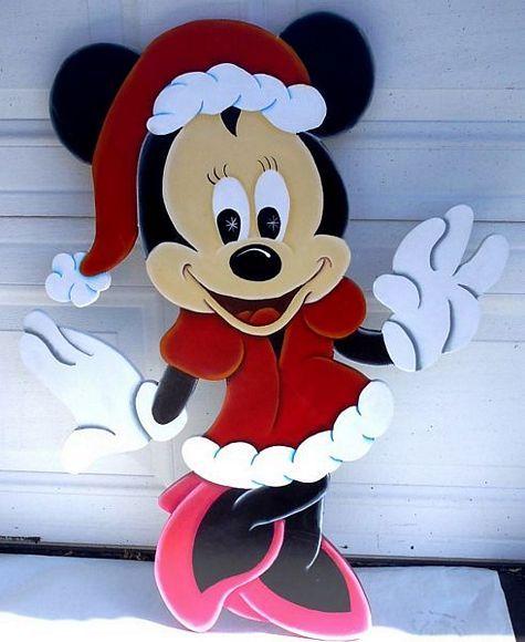 Movie  TV Character Yard Decorations  Displays Christmas - disney christmas yard decorations