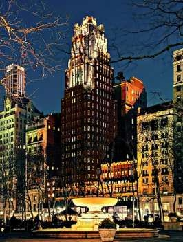 New York City Bryant Park Hotel Trave Adventure Newyork Hotels