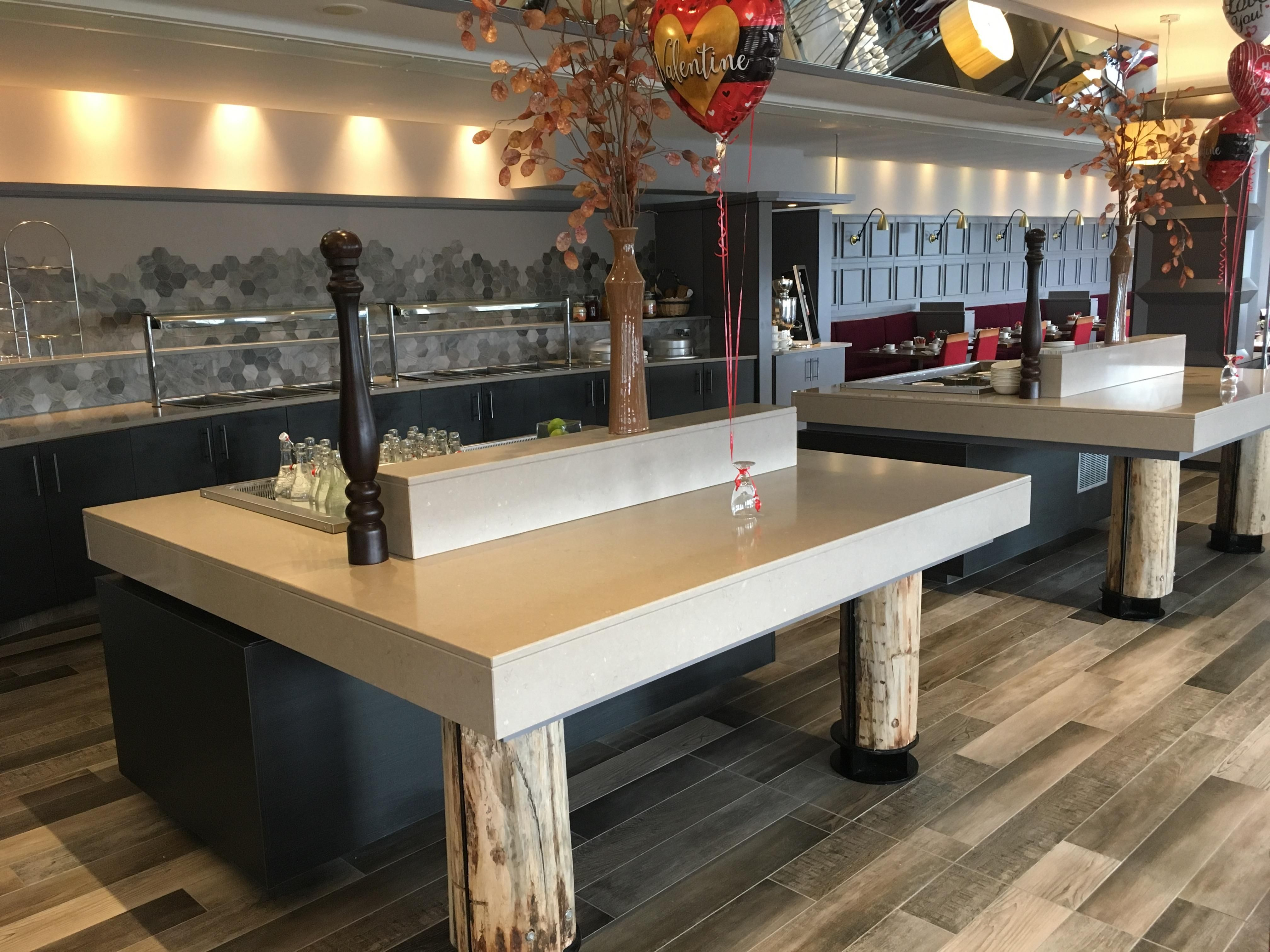 Durable granite countertops for a bar in Donegal, Ireland ...