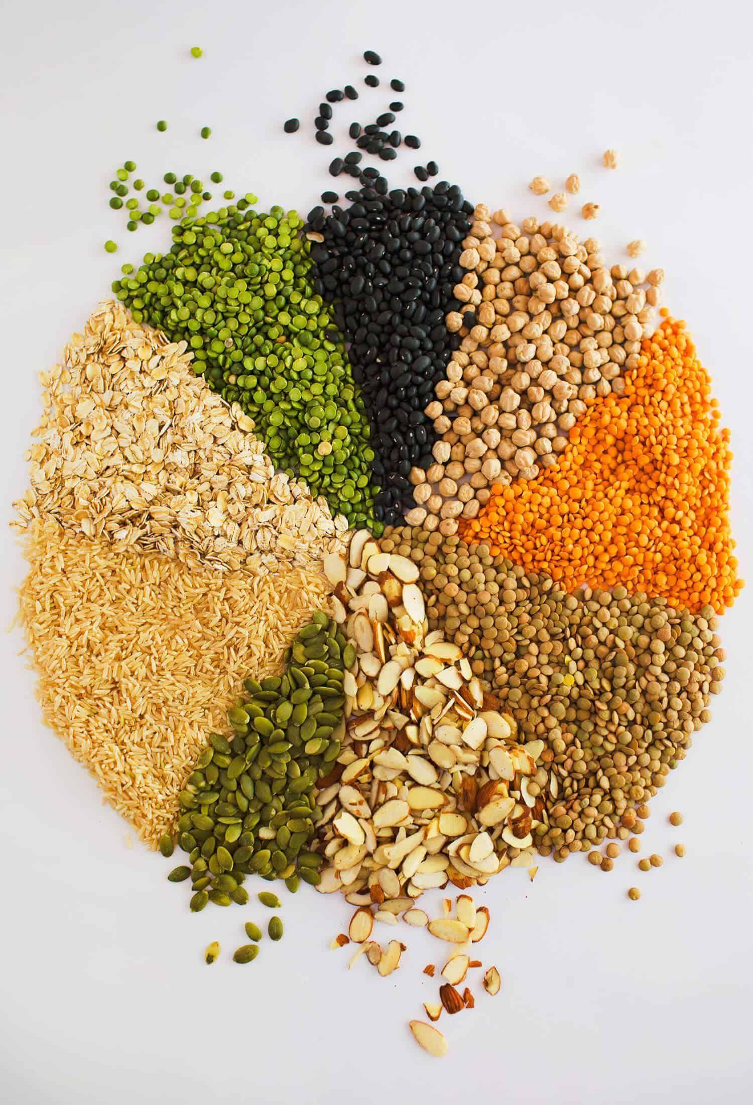 Was sind gute Quellen für pflanzliches Protein? - Ein wunderbares Chaos   - health & fitness - #Chao...