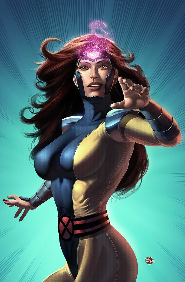 Jean Grey 90 S Costume Fanart Marvel Jean Grey Jean Grey Marvel Girls