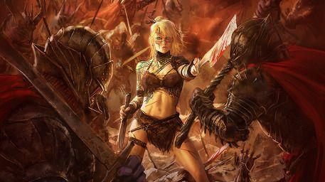 r169_457x256_19570_The_Skybound_Sea_3d_fantasy_battle_girl_woman_warrior_picture_image_digital_art.jpg (457×256)