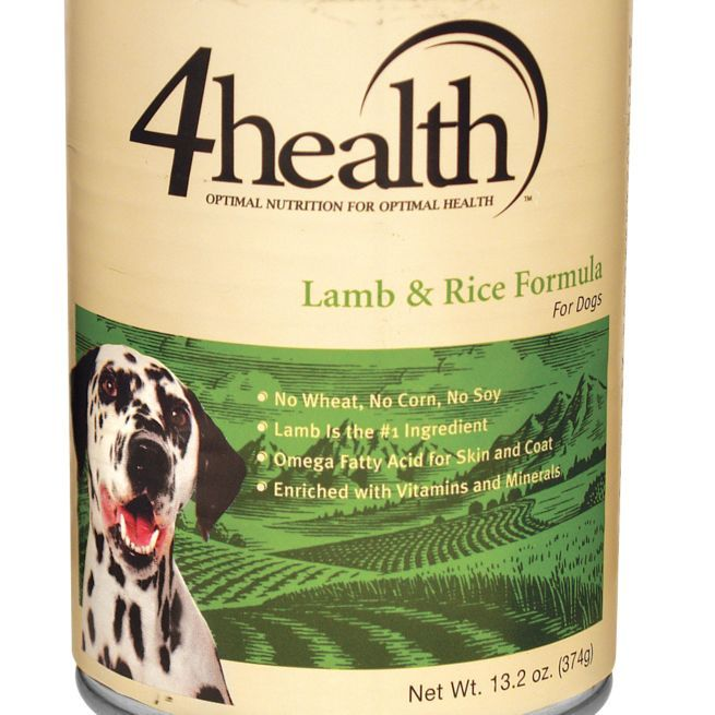 4health Lamb Rice Formula Dog Food 13 2 Oz Tractor Supply