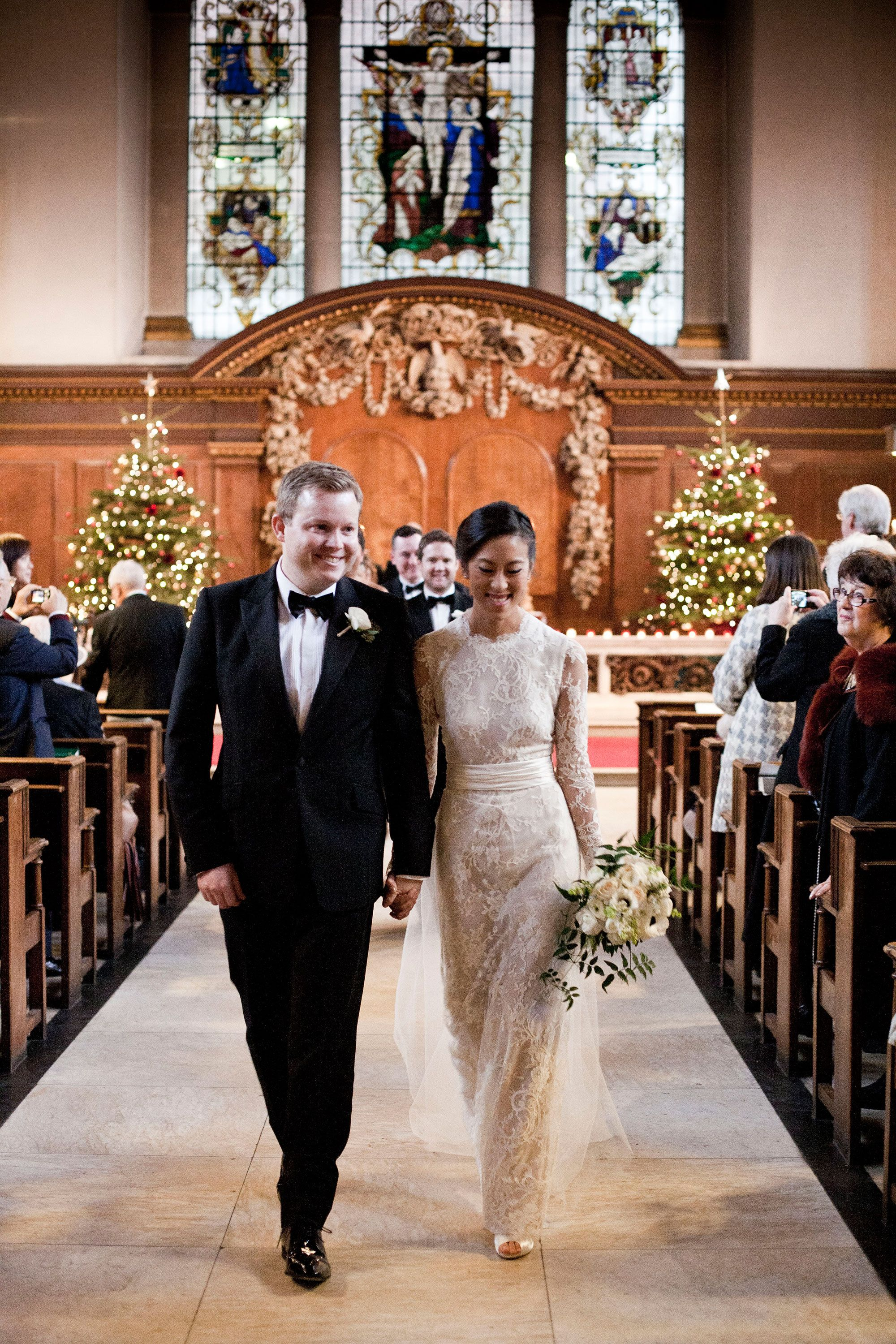 A Round Up Of Beautiful Gowns Worn By Real Brides On Their Wedding Day