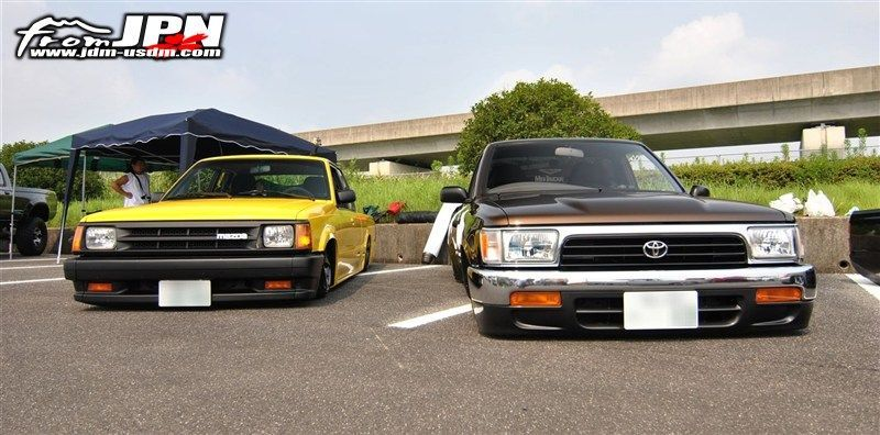 JDM Truck - Toyota Hilux Racing Hart Type CR 04  -  #Hart #Hilux #JDM #jdmtrucks #Racing #Toyota #Truck #Type