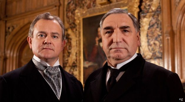 Jim Carter Drops Big Hint That The Downton Abbey Film Is On Its Way.