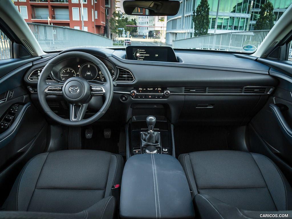 2020 Mazda Cx 30 In 2020 Mazda Car Interior Sketch Volkswagen