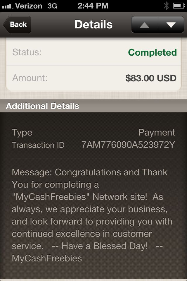 FREE Marketing  System bringing me multiple payments like this DAILY. Get yours here==> www.EarnProFits.com