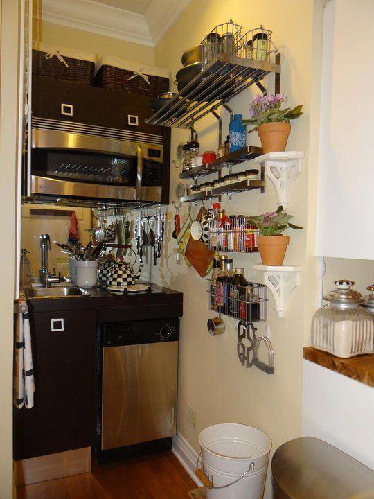 Apartment Pantry Storage