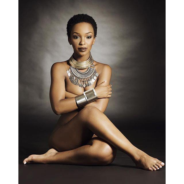 Sa black girls naked nude — photo 2