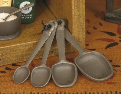 Measuring Spoons From Circa Home Living