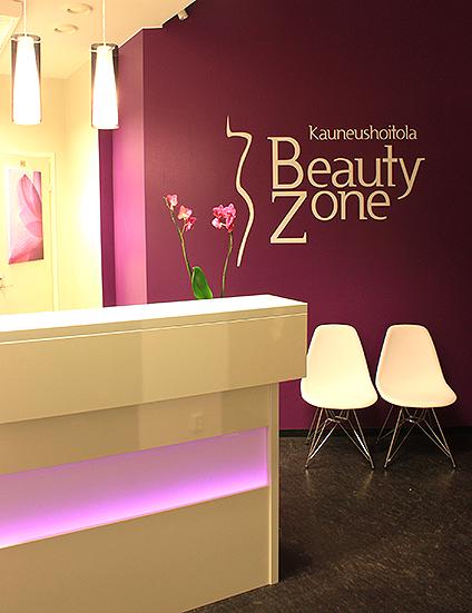 beauty salon interior design by walkea est tica y spa