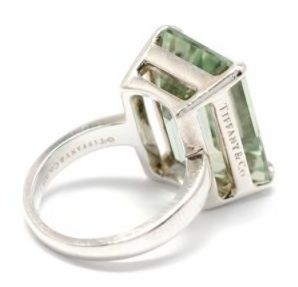 378c3b9e138af Tiffany Sparklers:Green Quartz Cocktail Ring | jewels | Tiffany ...
