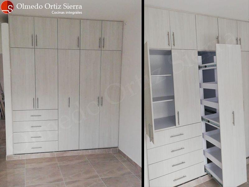 Closet Para Habitacion Principal Fabricamos A La Medida Ambientes Modernos P Diseno De Armario Para Dormitorio Diseno De Armario Disenos De Closet Pequenos