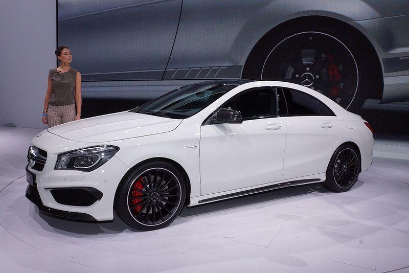 High Quality 2014 Mercedes Benz CLA 45 AMG