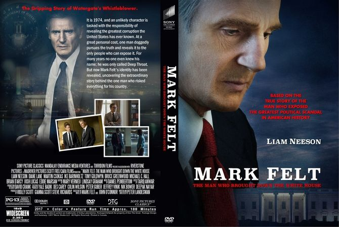 mark felt the man who brought down the white house 2017