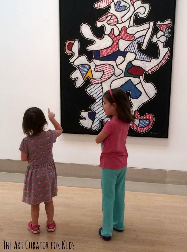What do kids learn from looking at art? | Preschool art ...