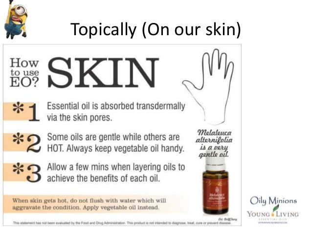 Young Living Essential Oils ~ Introduction to Essential Oils Presentation