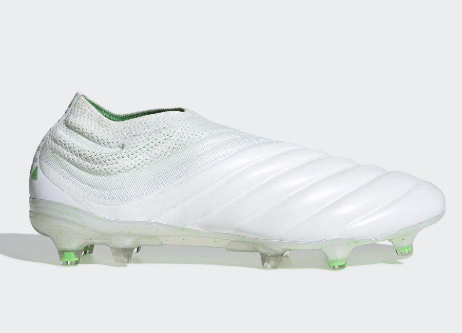 2f4b56d54 Adidas Copa 19+ Virtuso FG - Ftwr White   Solar Lime   Ftwr White   Adidasfootball  Footballboots  Adidassoccer