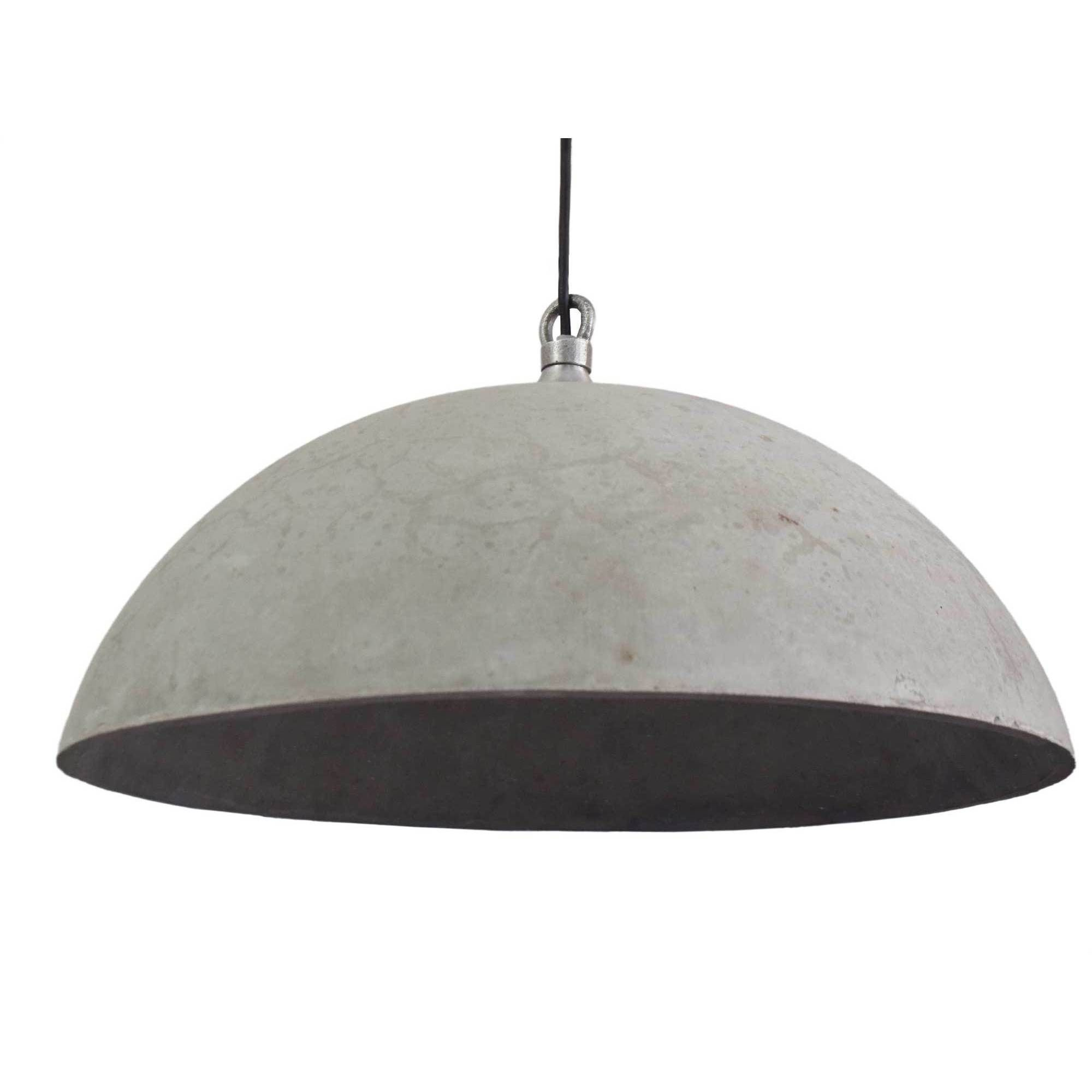touch pendant light natural sales modern of hank concrete large