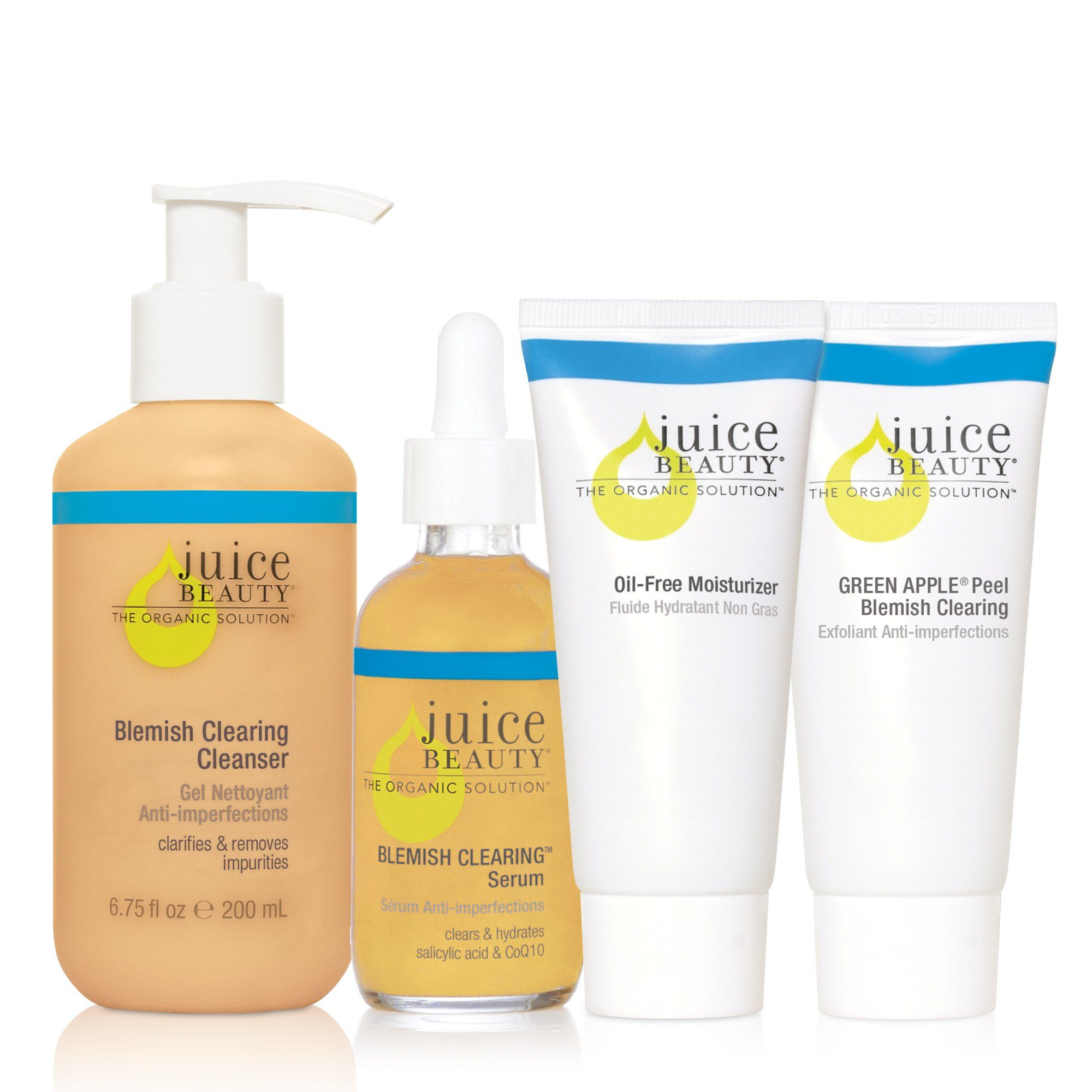 Love This Set From Juice Beauty Oil Free Moisturizers Juice Beauty Organic Skin Care Recipes