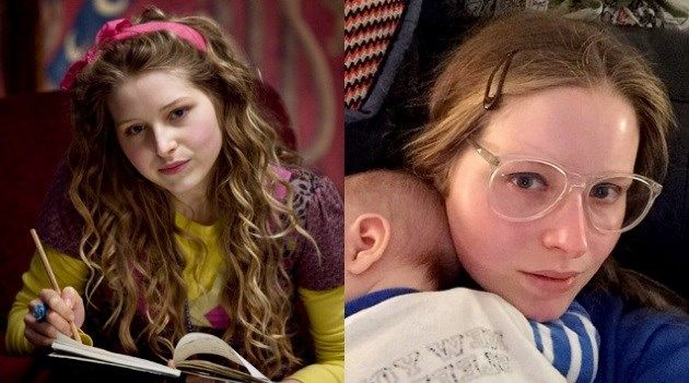 Jessie Cave As Lavender Brown Actors Then And Now Harry Potter Kids Harry Potter Age