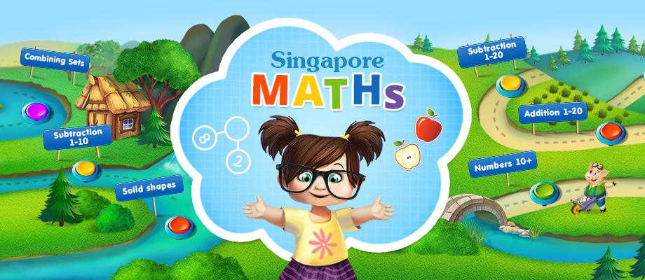 1 Math Games App for Kids in Preschool & Kindergarten